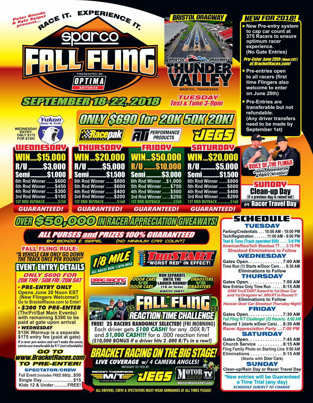 Fall Fling Bristol Flyer