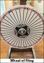 Wheel of Fling - spin to win